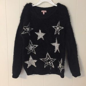 Black Star Sweater